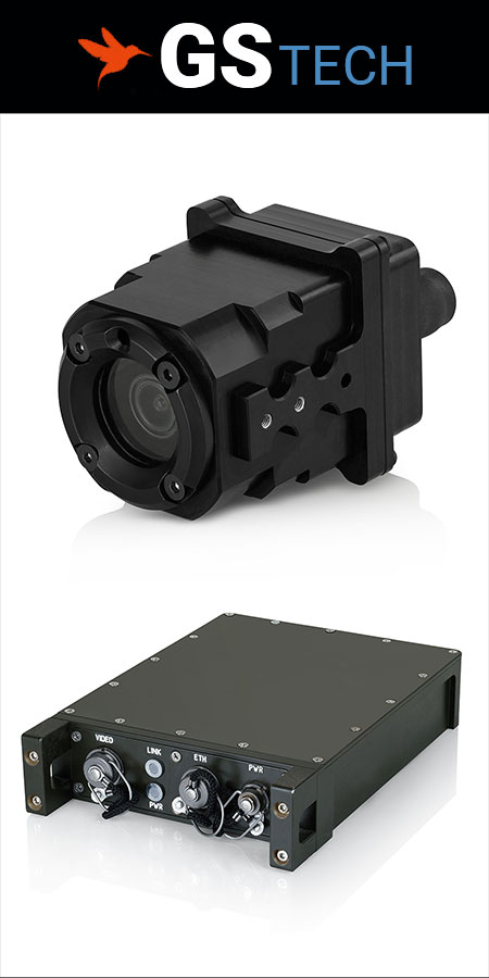 Rugged Cameras & Encoders