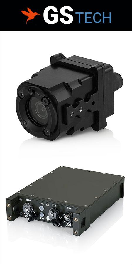 Rugged Cameras & Encoders